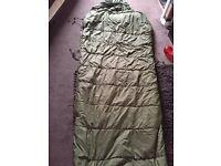 Aqua products sleeping bag