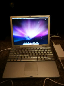 Mac PowerBook G4 for sale or trade.