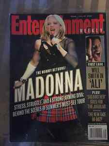 Entertainment Weekly July 2001