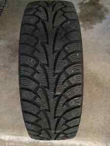 185/65/R14 Winter Tires for Sale - On Rims Set of 4 Oakville / Halton Region Toronto (GTA) image 1