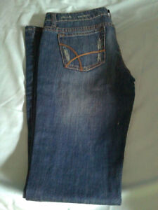 Women's Bluenotes jeans pants lowrise Size 27 new with tags London Ontario image 4