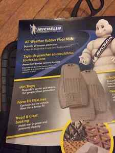 Winter car mats by Michelin Peterborough Peterborough Area image 1