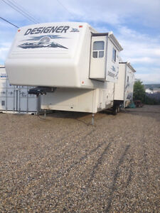 36' holiday trailer for sale