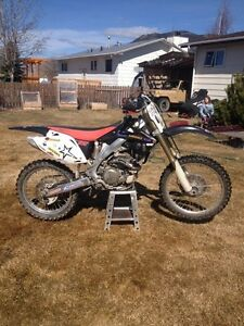 CRF 450 (X2) FOR SALE OR TRADE