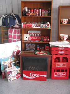 COCA COLA COKE COLLECTION DOWNSIZING LOTS OF ITEMS STARTING $ 5