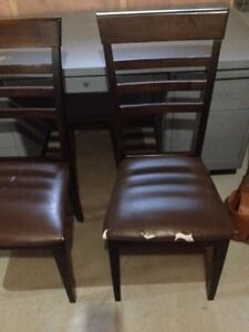 Two Ladder Back Chairs  London Ontario image 3