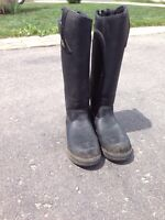 Mountain Horse Riding Boots youth size 1