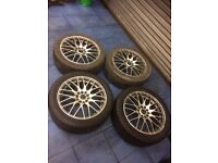 Wolfrace Bayern wheels alloys 5x114 5x114.3 5x108 toyota honda lexus ford nissan
