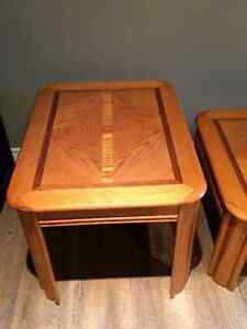 Matching Coffee and End Tables Great Shape London Ontario image 4