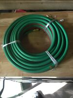 50' hose for oxygen / acetylene cutting torches