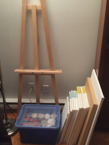 VARIOUS ART PAINTING TOOLS -  NEW