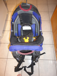 Kelty Kids Back Country Child Carrier Nice Condition