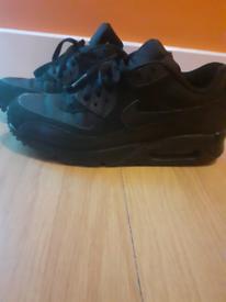 Men's trainers Nike air Max's 🥎🏈⚽️ 2 pair's
