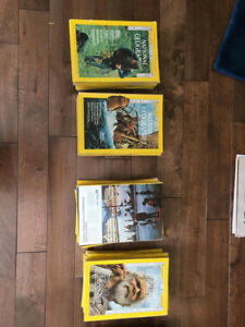 National Geographic collection (1970-1987)