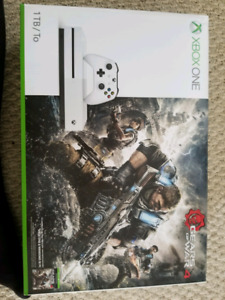 X Box One 1 TB package