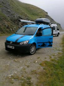Caddy campervan