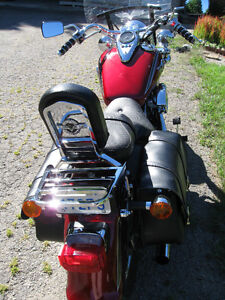 2002 Vulcan 800 Classic with lots of extras, storage available Kingston Kingston Area image 6