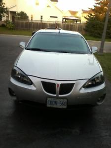 2005 PONTIAC GRAND PRIX GT OWNED BY SENIOR CERTIFIED