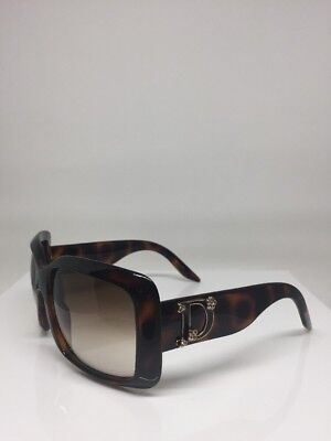 Christian Dior Sunglasses Dior Logo Couture 1 C. EIP02 Havana 57-20-130mm Italy