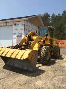 JD544E Wheel loader