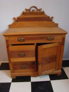 Antique Eastlake  Bedroom Dresser