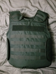 Tactical Plate Carrier/level II Armour