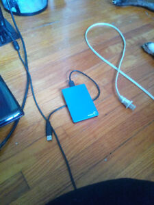 1TB external hard drive for sale