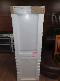 Brand new hotpoint fridge freezer