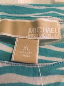 Michael Kors Ladies Top Brand New with Tags Kingston Kingston Area image 3