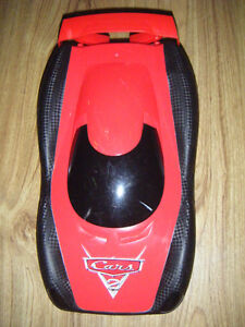 Cars 2 track and storage case for sale