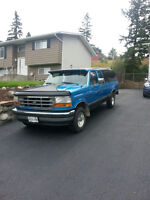 1993 Ford F-150 Extended cab