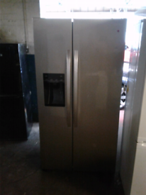 SAMSUNG NEW STYLE DOUBLE DOOR AMERICAN FRIDGE FREEZER WITH WATER AND I