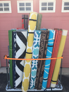 **Outdoor Rugs - For Sale - Brand New**