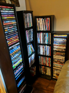 Movies and Shelves