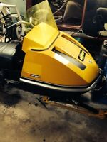 1970 Skidoo for sale !!!!!!!