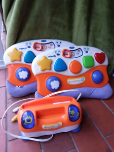 Vtech v.smile baby infant development system