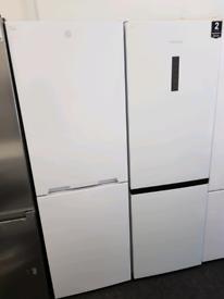 hoover & hisense frost free brand new fridge freezer