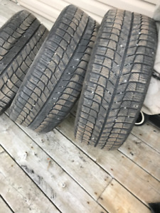 Michelin Xice Winter Tires