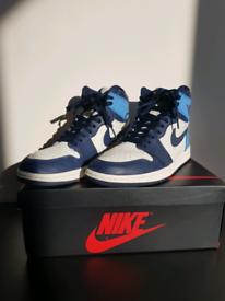 Nike Jordan 1 Obsidian