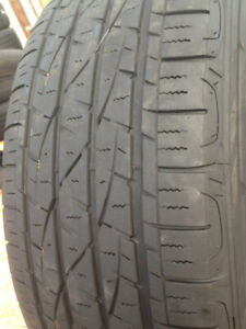 3 Firestone Summer tires  225-65-17