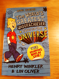 The World's Worst underachiver Takes On the Universe