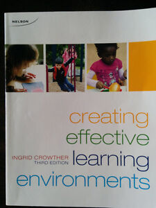 Creating Effective Learning Environments (Third Edition) Kingston Kingston Area image 1
