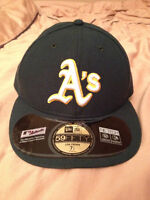 Selling Brand New Oakland Athletics hat Size 7 1/2