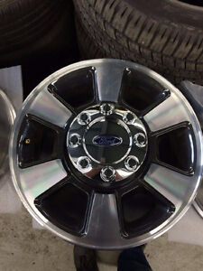Roues alliage 18 pouces F-250 2015 holl: 560-3843