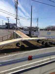 Quai en aluminium Saint-Hyacinthe Québec image 2