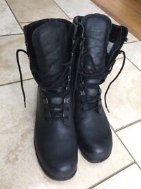 Dutch Army Boots