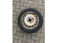 Wheels and tyres 175/65/14 off a Vauxhall combo van/corsa.