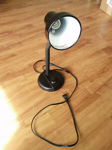 Moving Sale, Table Lamp - $3
