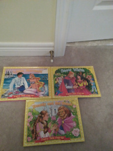 3 Fairy Tale Pop Up books $3 each or all 3 for $7