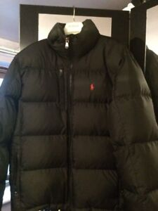 Polo    SUPER WARM Mens Down Jacket Very Long